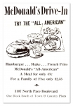 The Tiger's Tale Advertisment, May 30, 1960