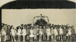 Sheila Phillips Smith sent this photo of her first grade class play at N.B. Cook Elementary School (1948-49).  That's S