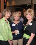 Mary Nolan, Sheila Phillips Smith, Linda O'Leary Hunneyman