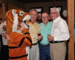PHS Tiger, Reed Eubanks, Ted Crona, Terry Busbee