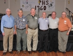 TRACK TEAM: Bill Lovelace, James Williamson, Jim King, Tommy Harrell, Jeff May, Ted Crona