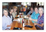 September 2010: left to right -  Mary Owen Jernigan, Mary Catherine Nolan, Linda O'Leary Hunneyman, Joelle Reese Gibson